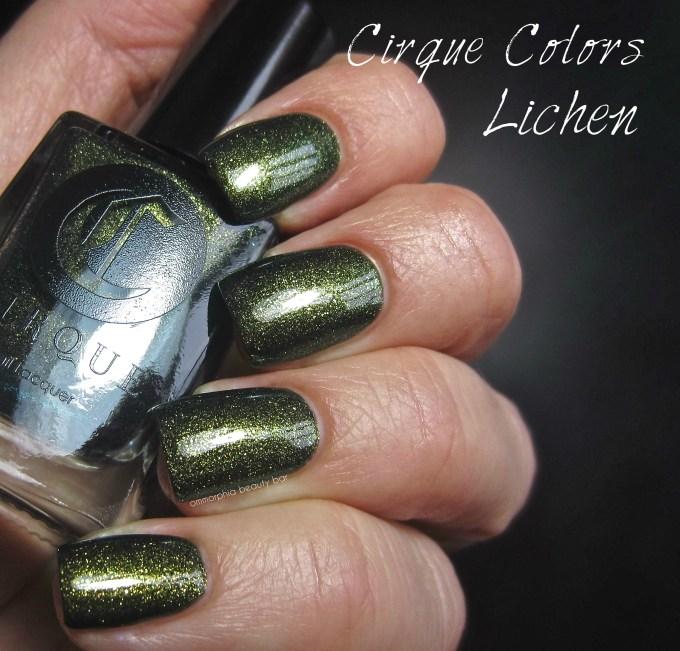 Cirque Lichen swatch
