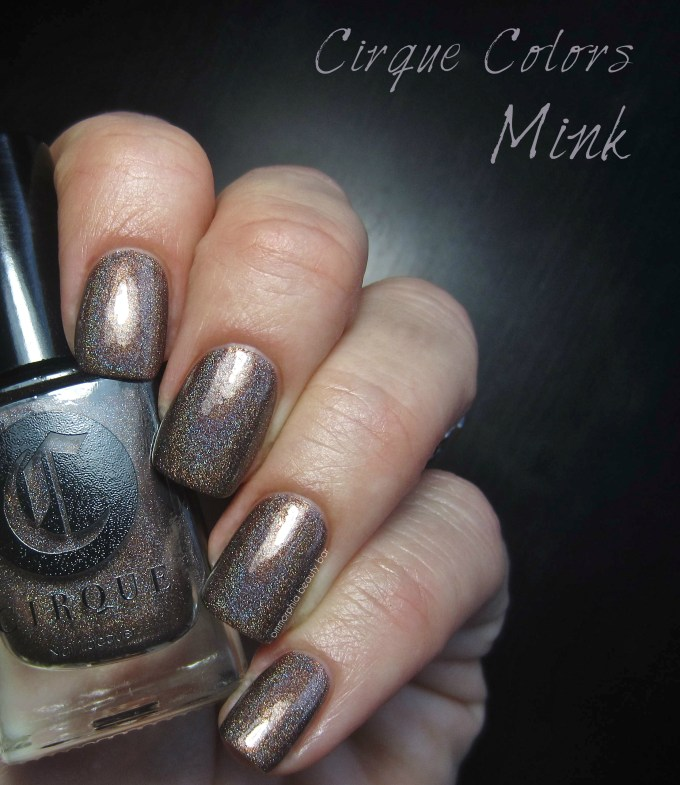 Cirque Mink swatch