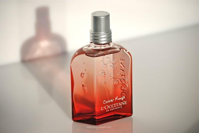L'Occitane Cerisier Rouge 4