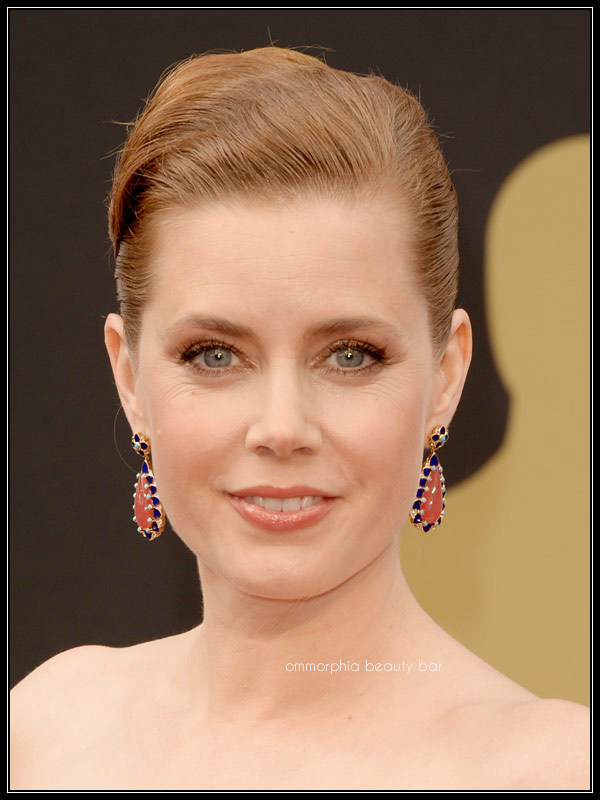 Amy Adams makeup 2014