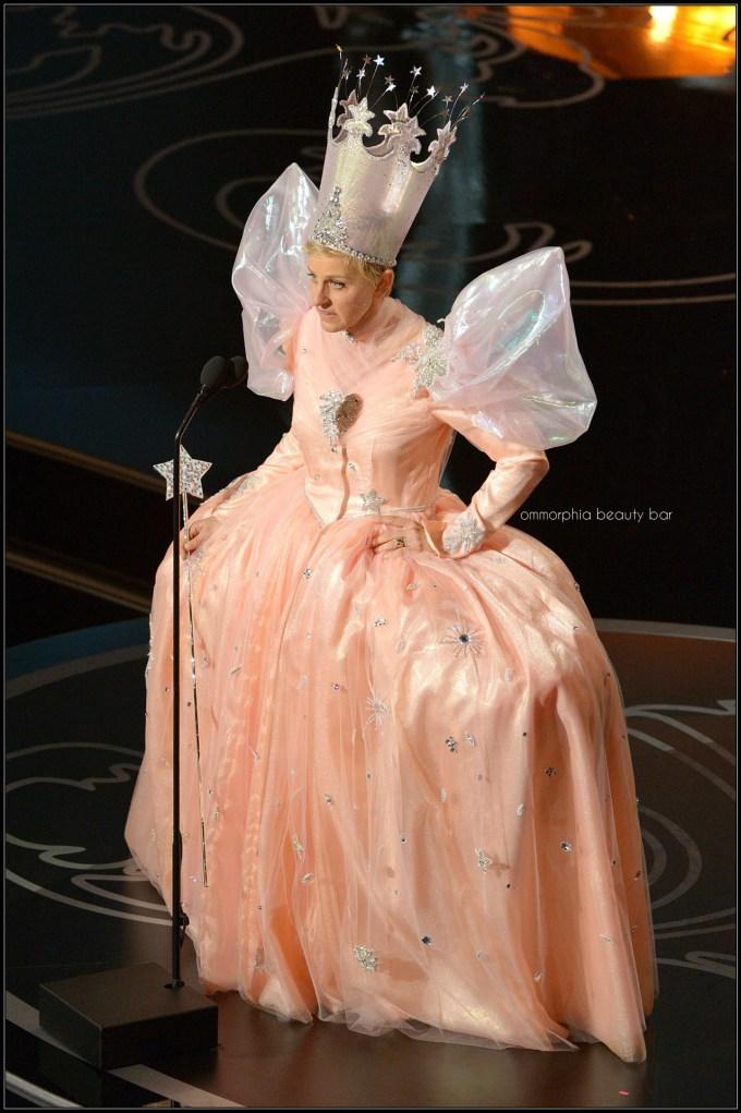 Ellen Degeneres as Glinda