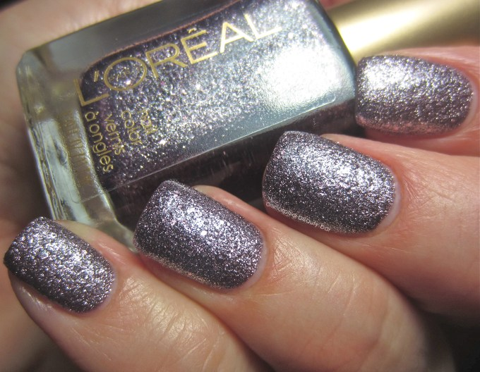 L'Oreal Diamond in the Rough swatch