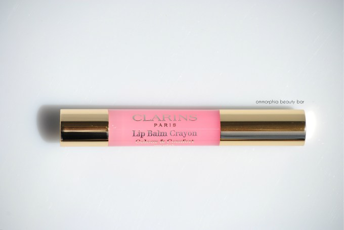 Clarins Lip Balm Crayon closer