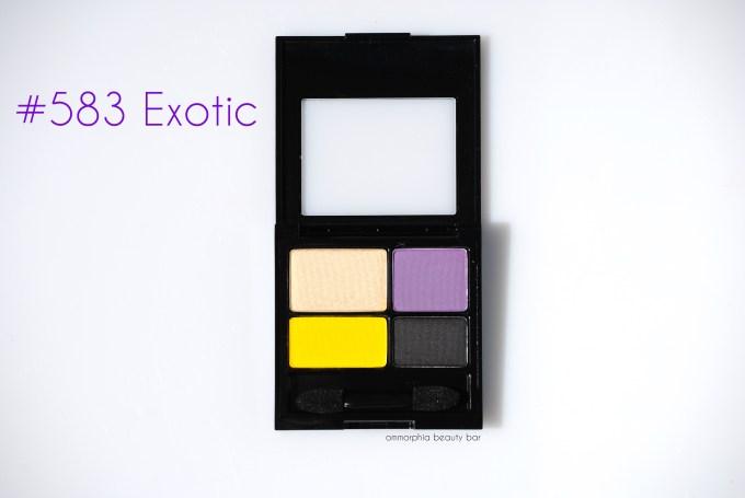 Revlon Exotic palette