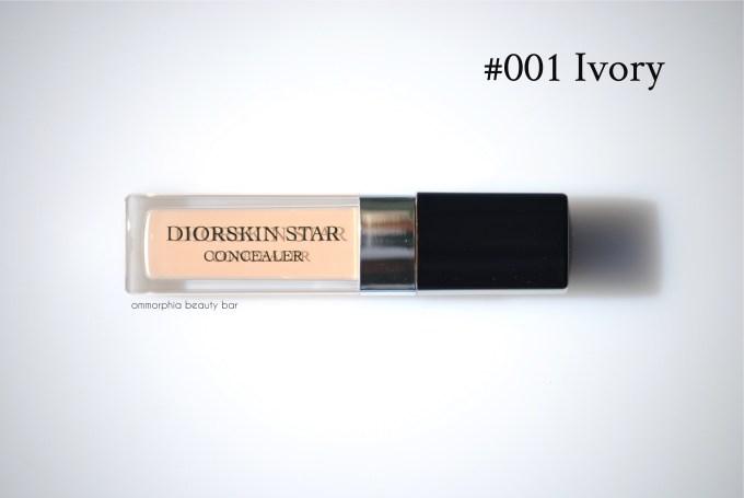 Dior Diorskin Star Concealer 001 Ivory