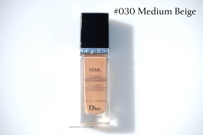 Dior Diorskin Star Foundation #030 Medium Beige