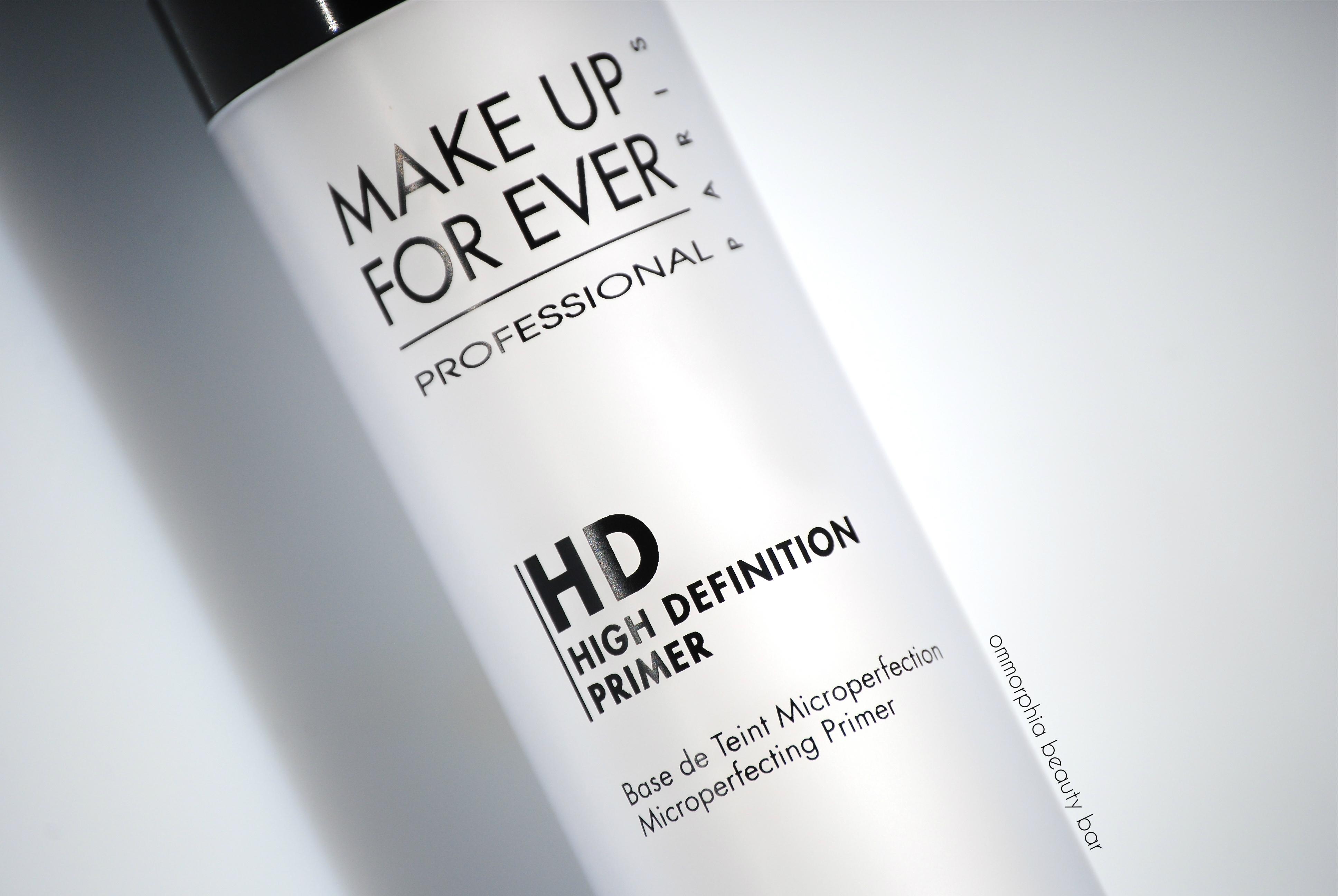 Make Up For Ever HD Primer | ommorphia beauty bar
