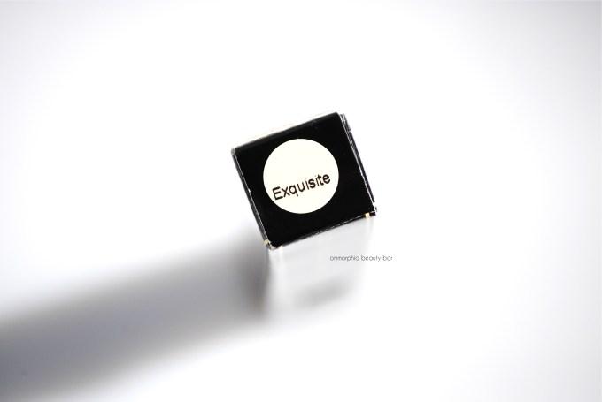 Illamasqua Exquisite label