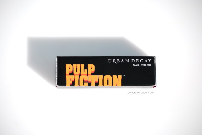 UD Mrs. Mia Wallace polish box