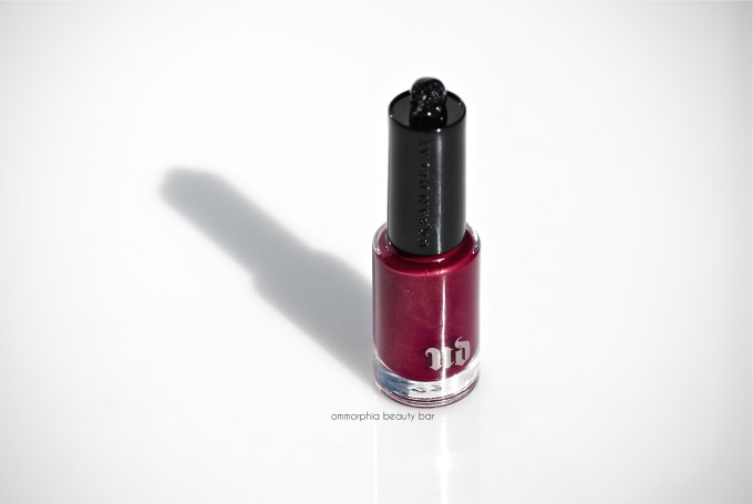 UD Mrs. Mia Wallace polish closer