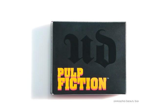 UD Pulp Fiction palette box