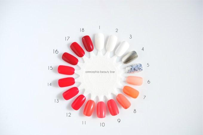 Essie Winter 2014 Collection nail wheel