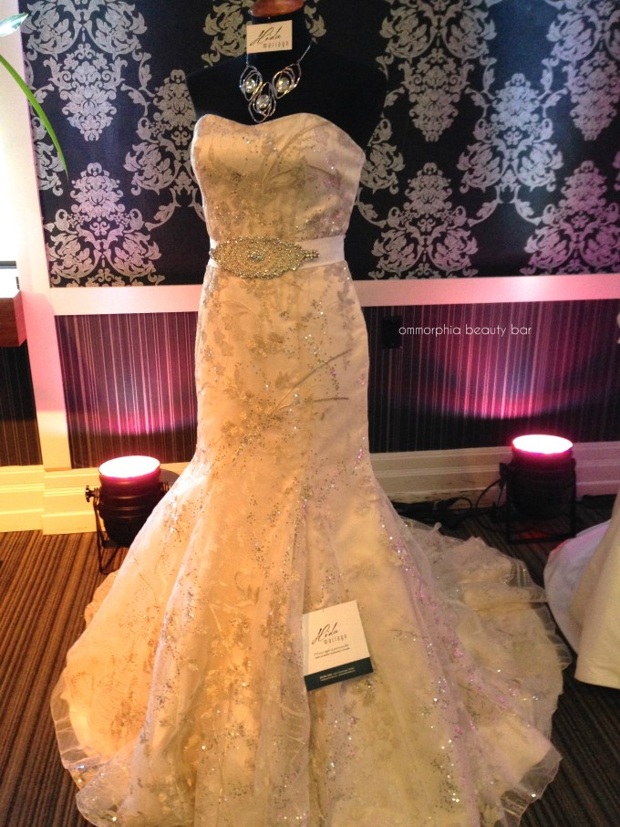 Elegant Wedding bridal dress