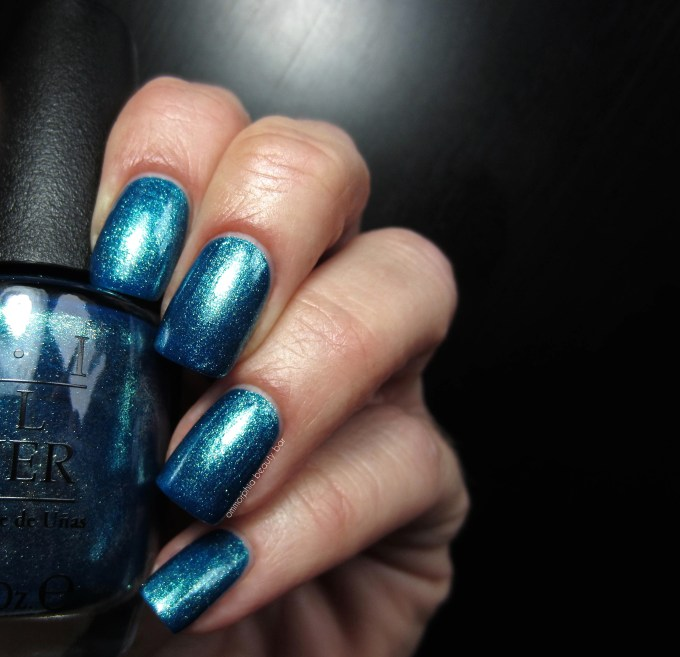 OPI The Sky's the Limit swatch