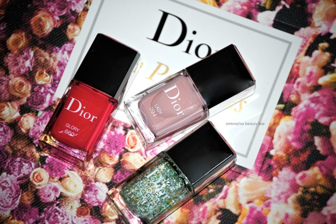 Dior Lady, Glory & Eclosion closer