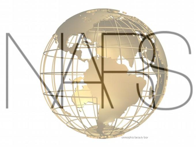 NARS beauty Golden Globe 2015 opener