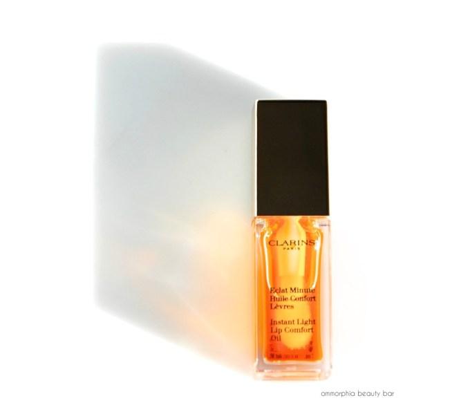 Clarins Lip Comfort Oil opener