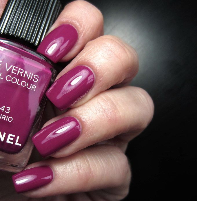 CHANEL Désirio swatch