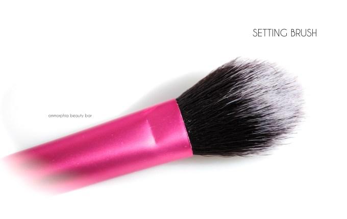 Real Techniques Setting Brush macro 2