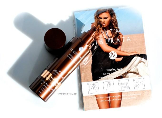 Vita Liberata Luxury Tan with mitt