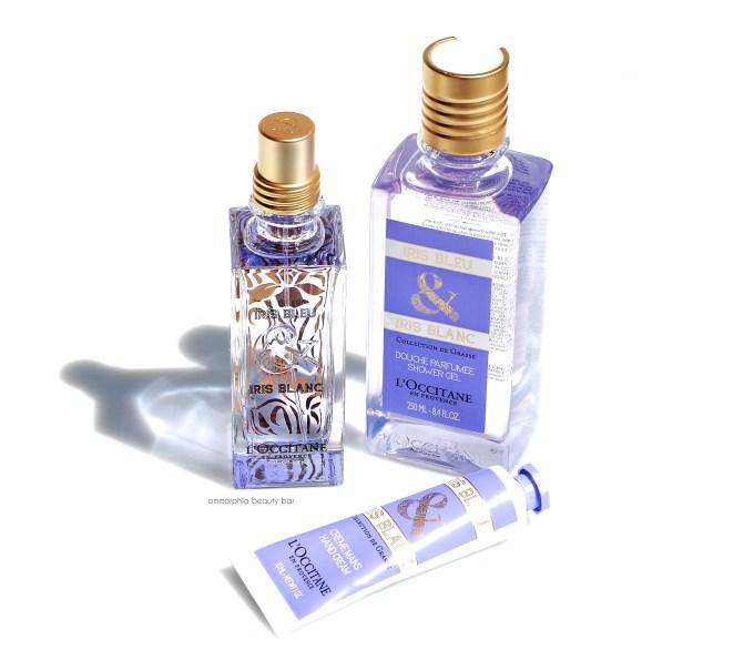 L'Occitane Iris Bleu & Iris Blanc opener