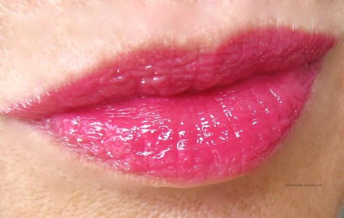 YSL Misty Pink swatch