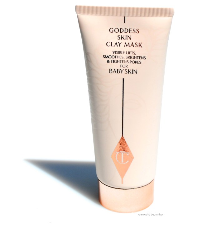 CT Goddess Skin Clay Mask opener