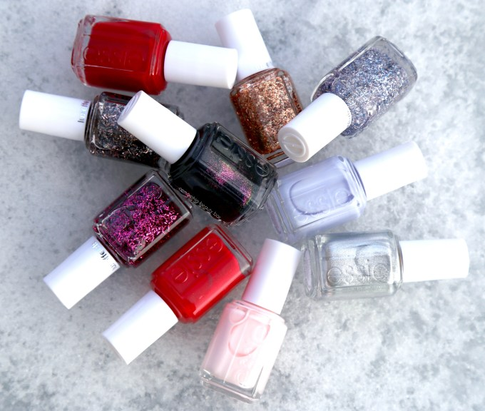 Essie Winter & Luxe Effects 2015 opener
