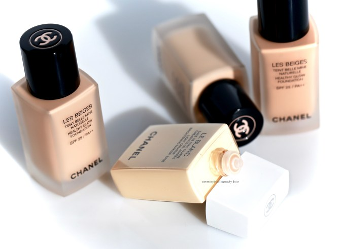CHANEL Mimosa Le Blanc open