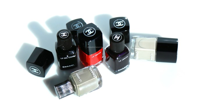 CHANEL new polishes