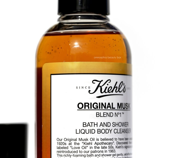 Kiehls Original MUsk Shower Gel 1