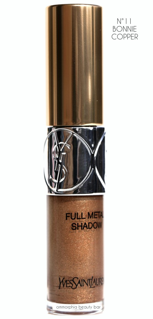 YSL Bonnie Copper Full Metal Shadow