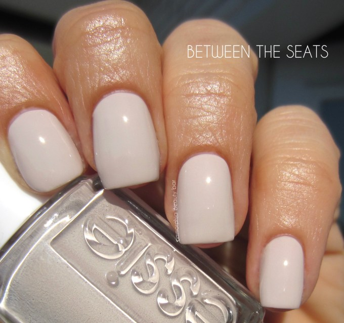 Essie Between the Seats swatch