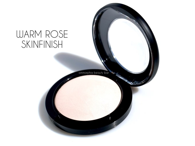 MAC Warm RoseSkinfinish