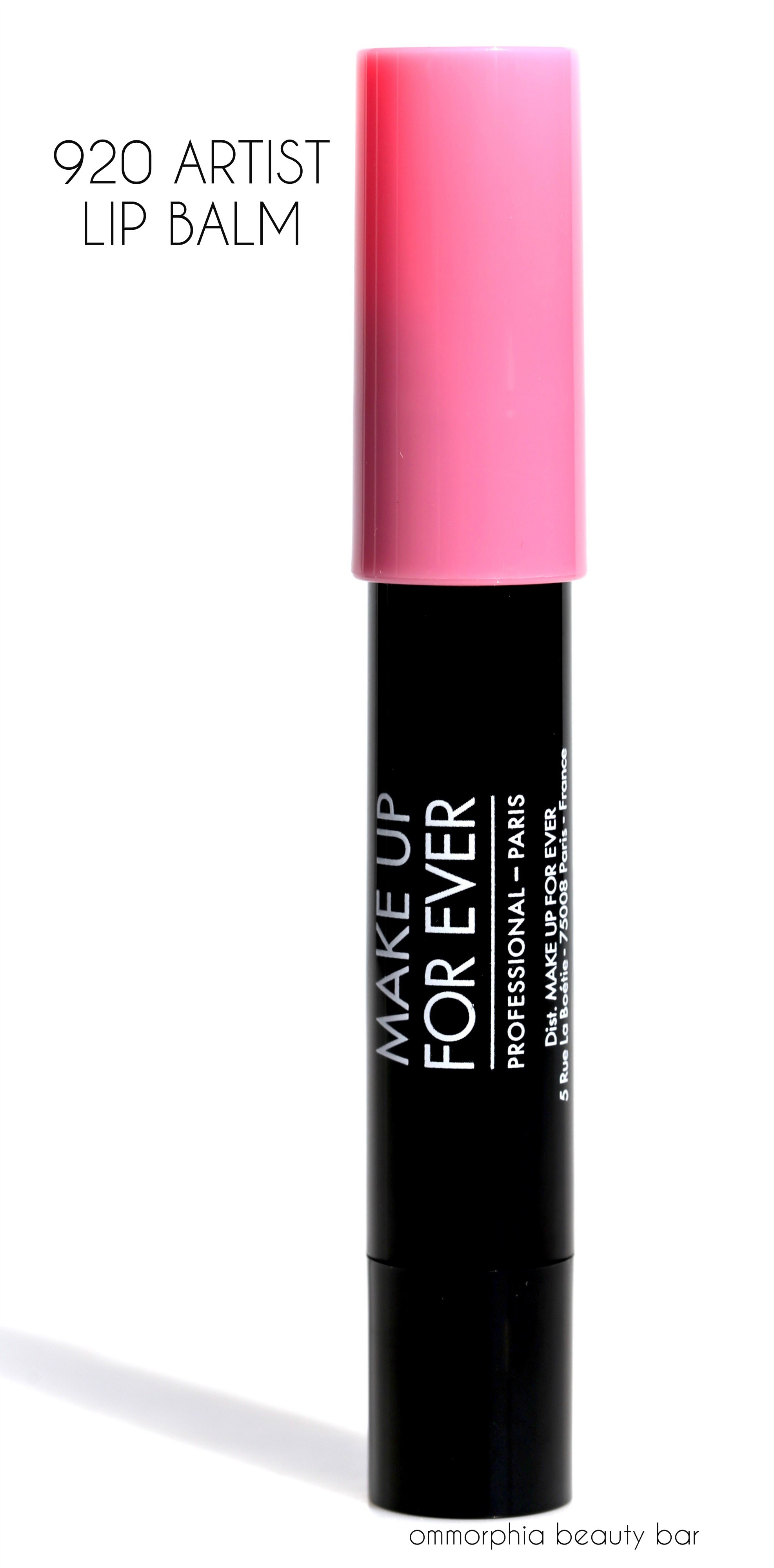 Make Up For Ever Lip Fever Collection Passion Pinks