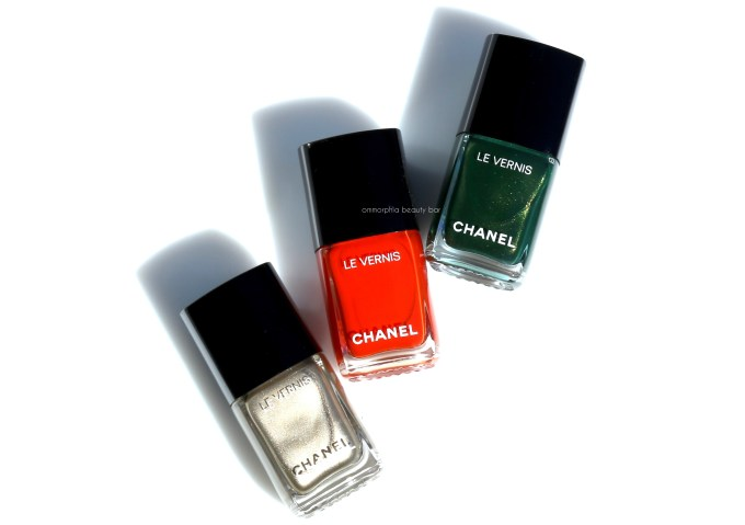 CHANEL Summer 2016 polishes closer