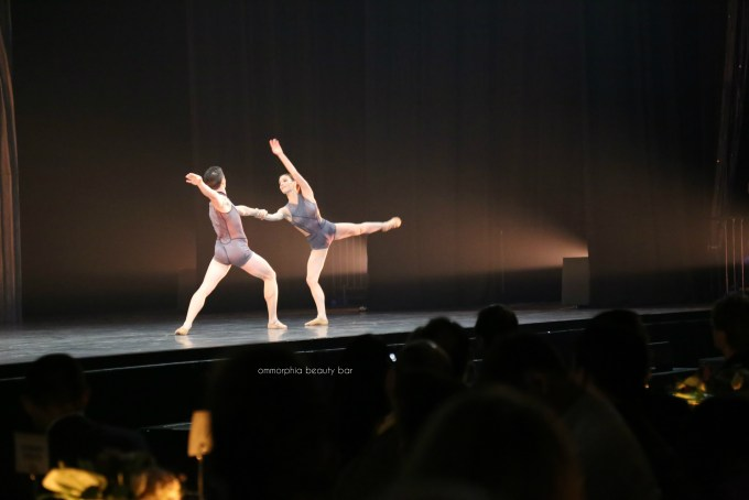 Grands Ballets Gala dancers 1