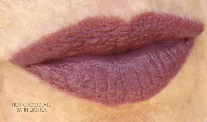 MAC Vibe Tribe Hot Chocolate swatch