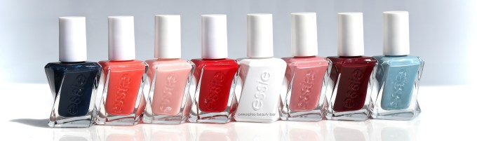 Essie Gel Couture closer