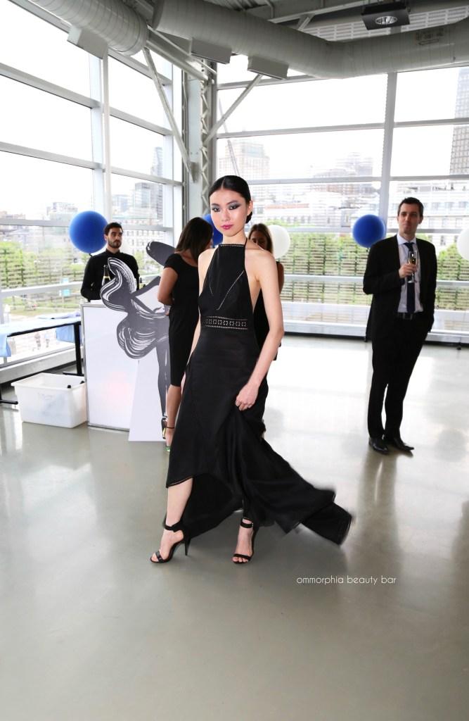 Guerlain LPRN fashion show 1