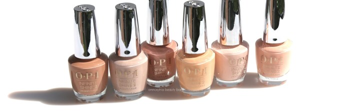 OPI Infinite Shine Summer 2016 opener