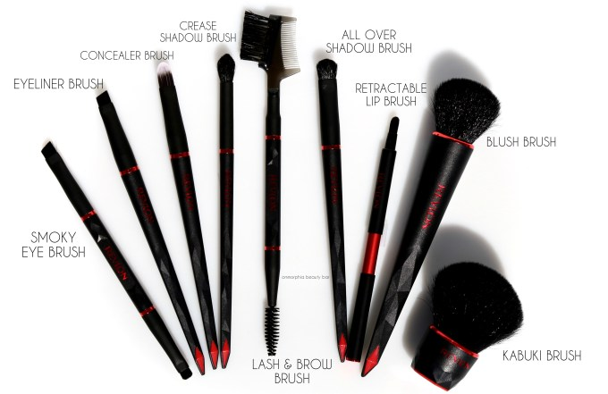 Revlon Brush lineup