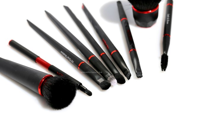 Revlon Brushes opener
