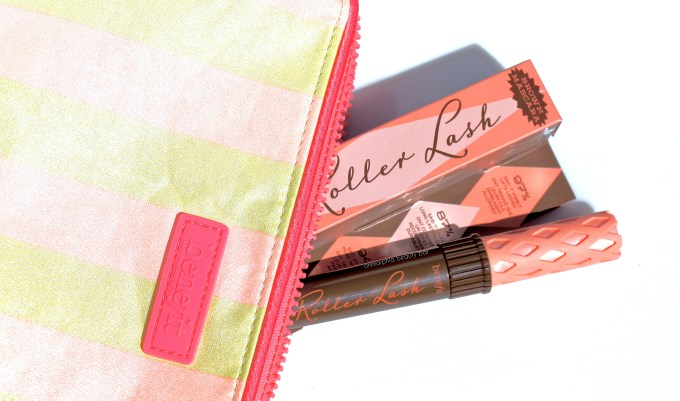 Benefit Brown Roller Lash closer