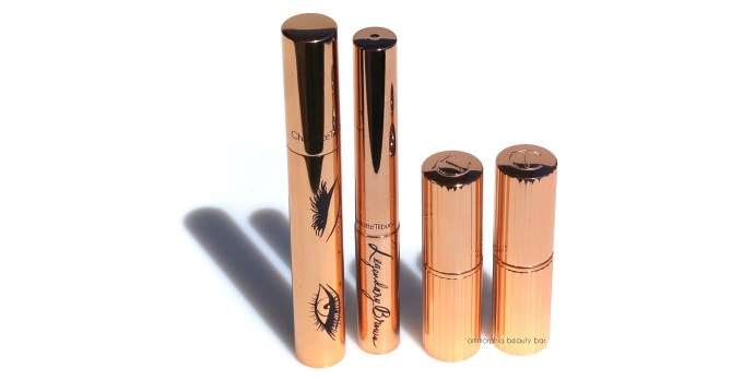 CT New Hot Lips, Legendary Brow & Lashes closed