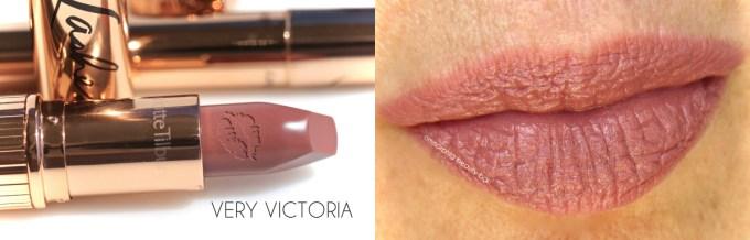 CT Very Victoria Hot Lips macro & swatch