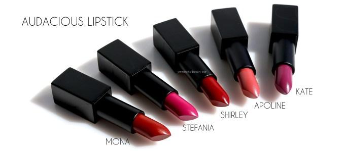 NARS Chic Out Audacious Lipsticks 2