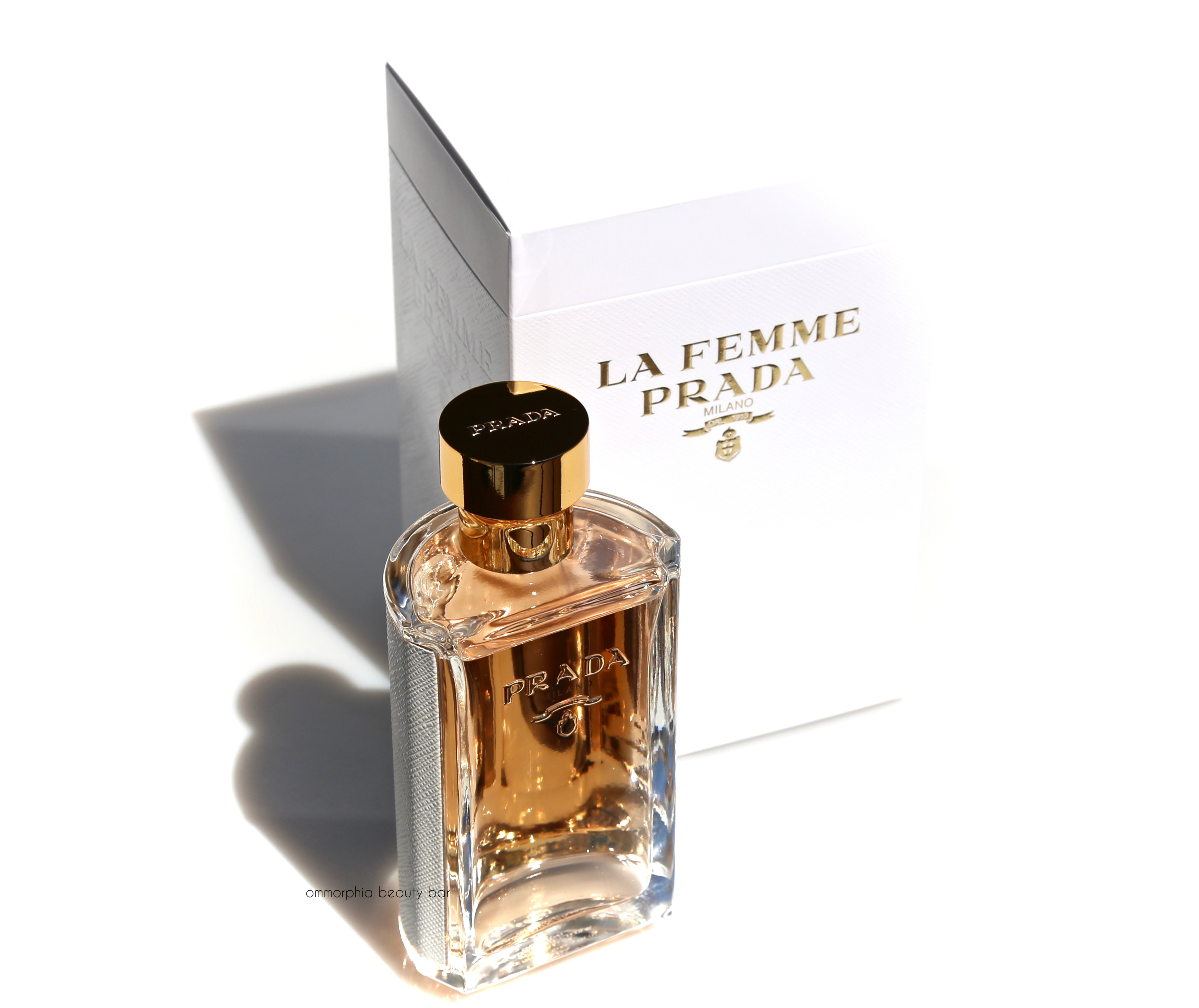 fa73457c7663 Prada Le Femme Eau de Parfum (CAN  165.00 100 ml)   Described as a warm  floriental, La Femme has effectively married the freshness of flowers with  the ...