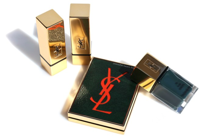 YSL Scandal Collection packaging