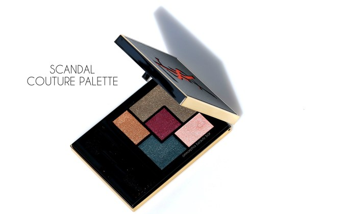 YSL Scandal Couture Palette